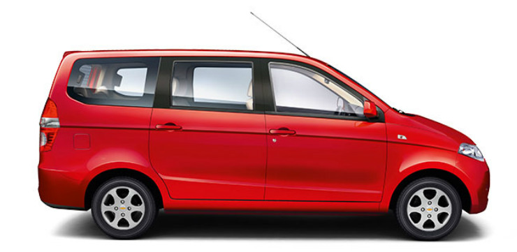 Chevrolet to discontinue SAIC products in India