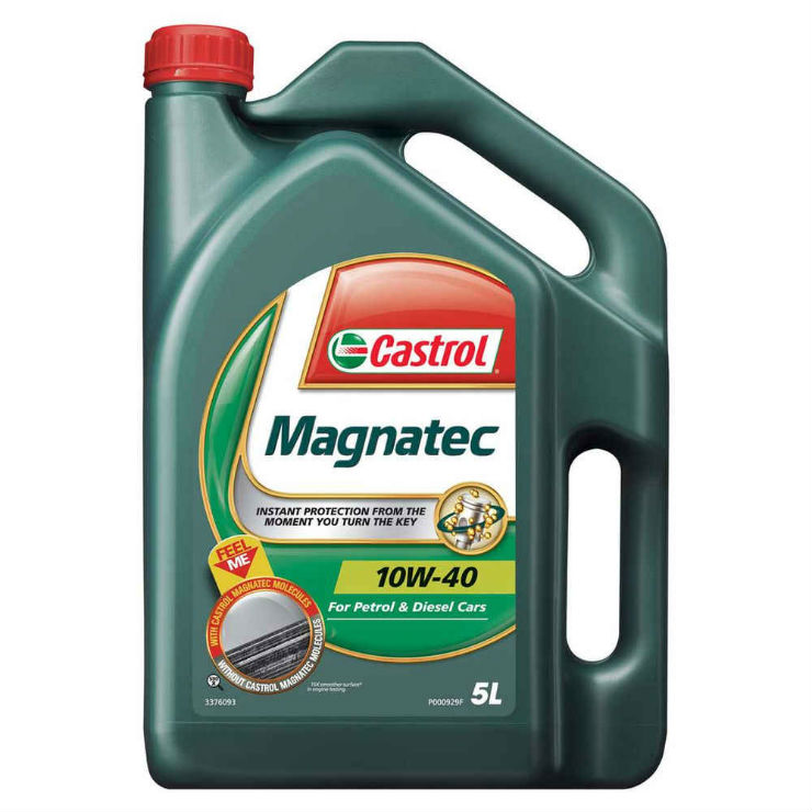castrol magnetic