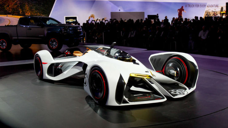 Continued: Ten Batshit INSANE cars you have NEVER seen before