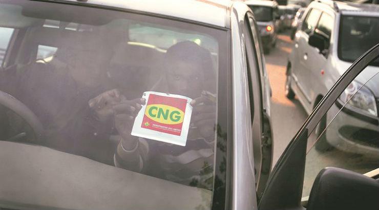 CNG retrofit conversion kits banned in Delhi