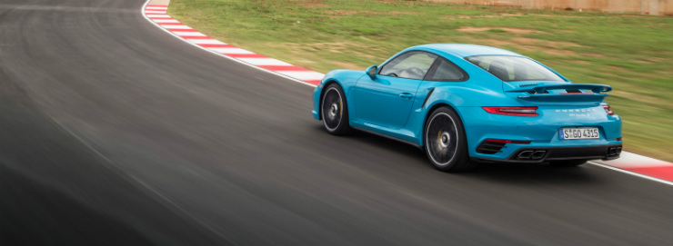New Porsche 911 range launched in India