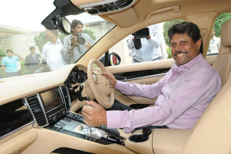 Famous Indians Their Porsches