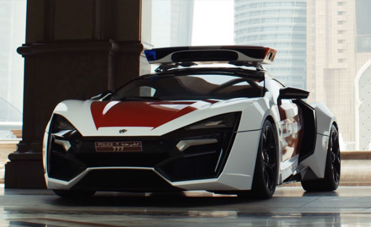 Most INSANE cop cars of the world