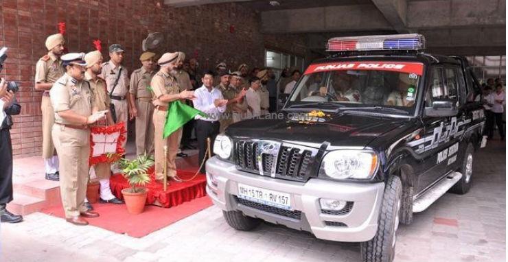mahindra-getaway-punjab-police