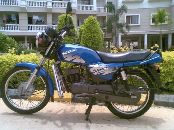 Suzuki Samurai Bike Accessories