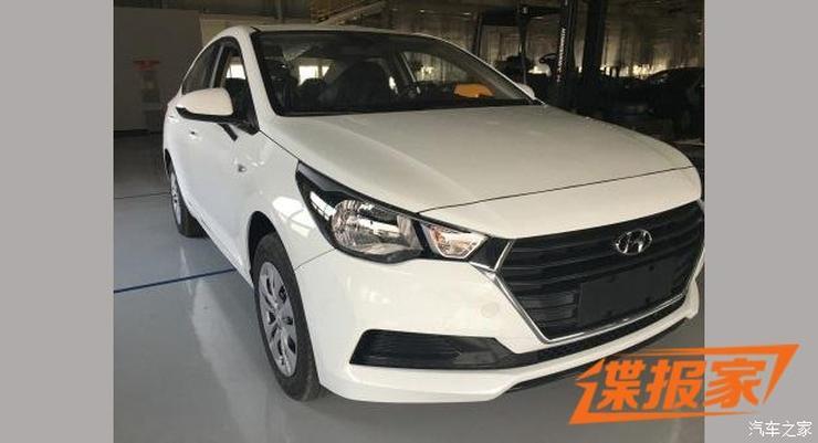 2017 Hyundai Verna 1