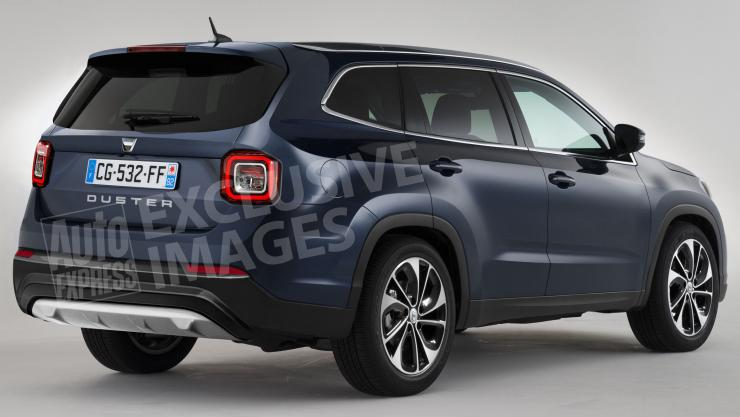 2018 Renault Duster 2