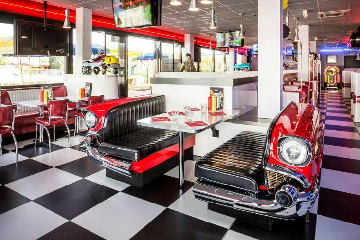 Car Restaurant