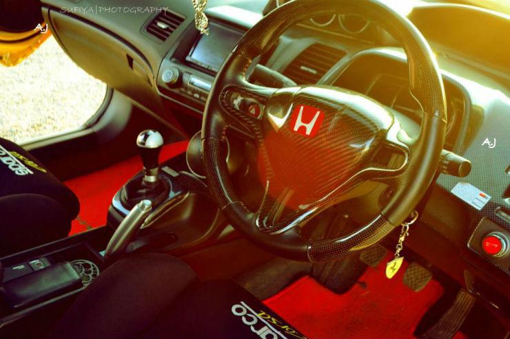 Civic Mod6