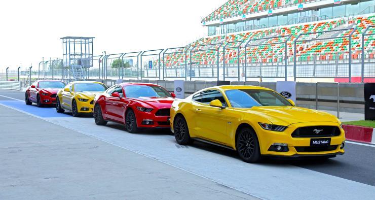 Surprise! Mustang sells more than Punto Abarth