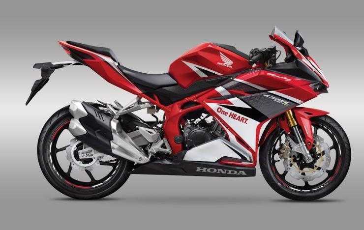 Honda CBR250RR 3