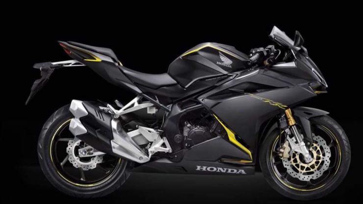 Honda CBR250RR 5