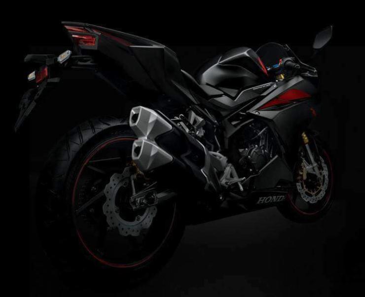 Honda CBR250RR 7