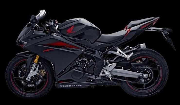 Honda CBR250RR 8