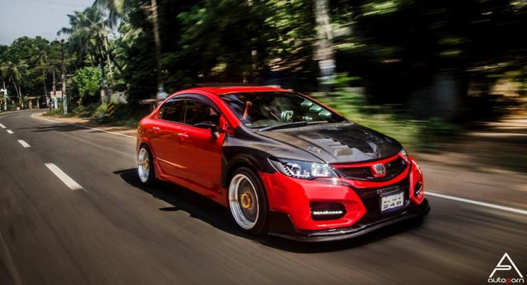 Honda Civic Type-R 3