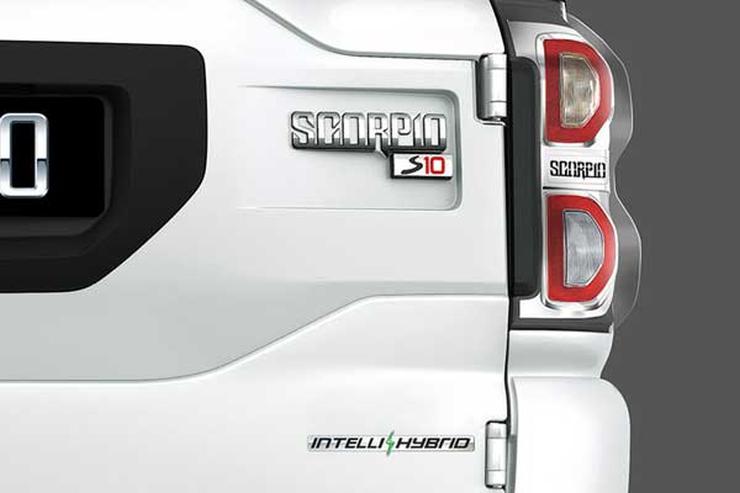 Mahindra Scorpio Intellihybrid