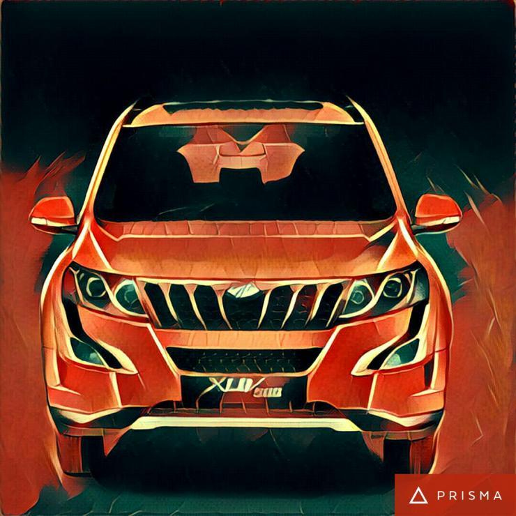 Mahindra XUV500 Prisma