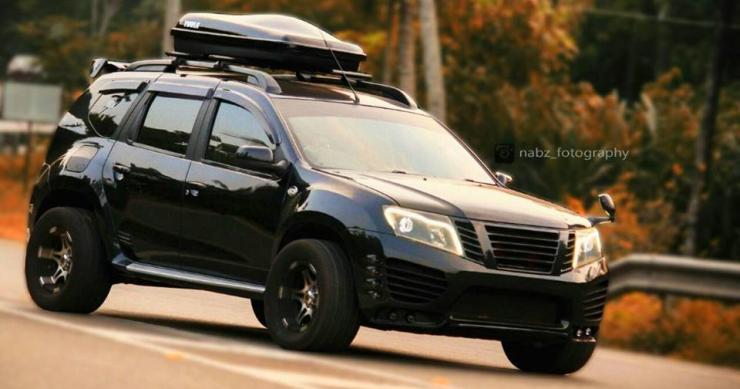 Nissan Terrano Modified 1
