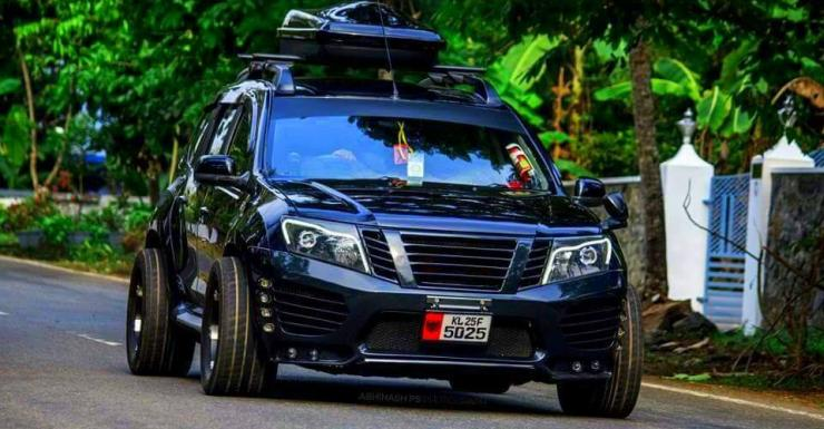 High performance mods of compact SUVs: Maruti Suzuki Brezza