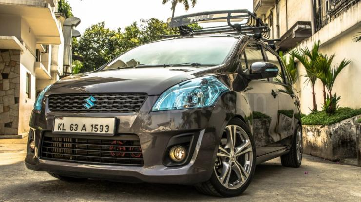 Maruti Suzuki Ertiga Tastefully Modified Examples