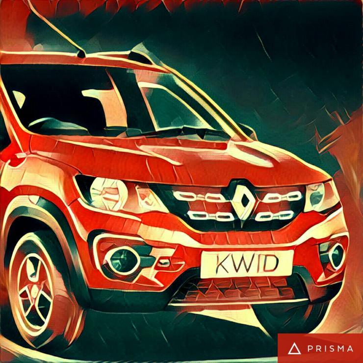 Renault Kwid Prisma