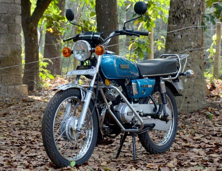 Yamaha RX100: The motorcycle legend with fans, even in 2018!