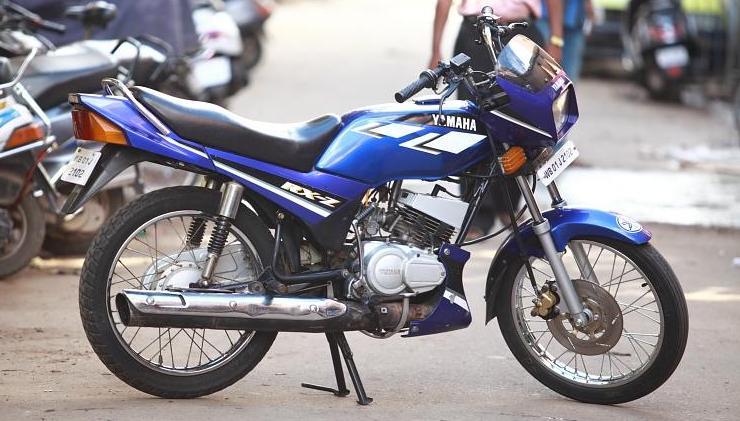 Yamaha RX-Z 5 Speed