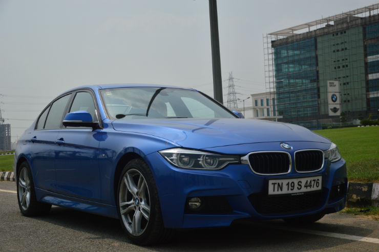 BMW 320d Msport Review