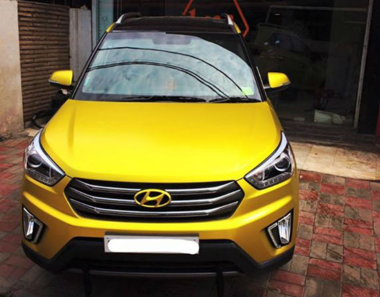 10 Wild & Wacky, modified Hyundai Creta SUVs of India