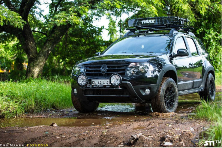 Meet India S Most Powerful Renault Duster