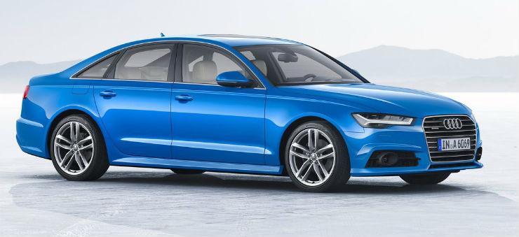 Audi A6 Matrix petrol launched in India