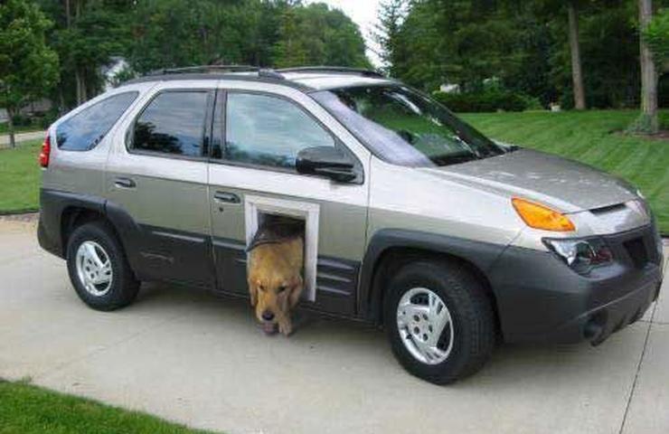 Dog House Car