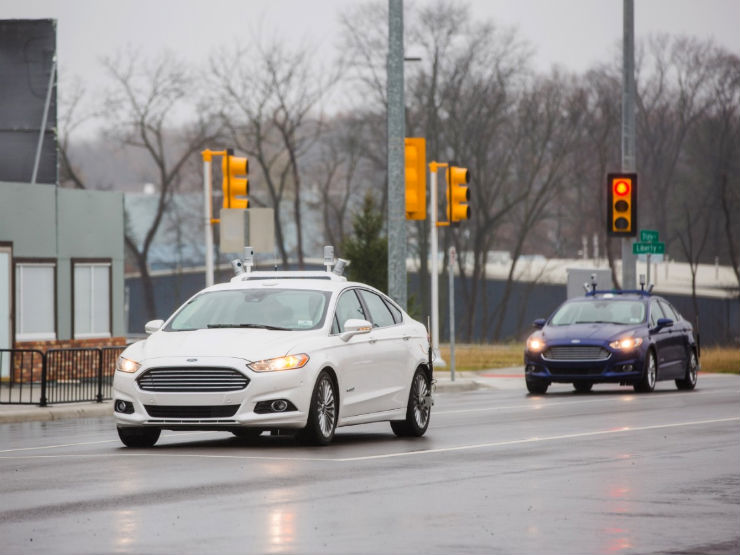 Ford Targets Fully Autonomous Vehicle in 2021