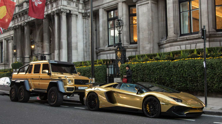Goldplated-car-collection-1