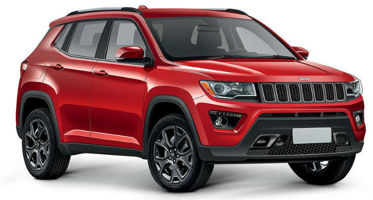 Jeep C-SUV-551 Render