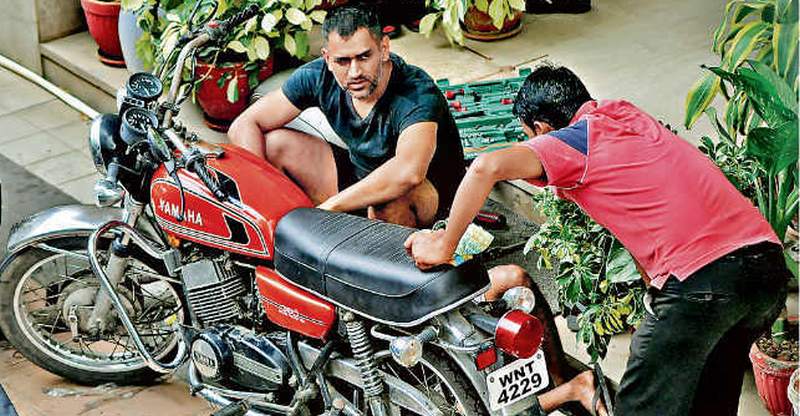 10 famous Indians who are bike CRAZY