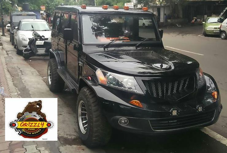 Mahindra Bolero Grizzly Customs 6