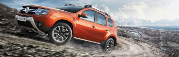 6 types of Renault Dusters for 6 kinds of people