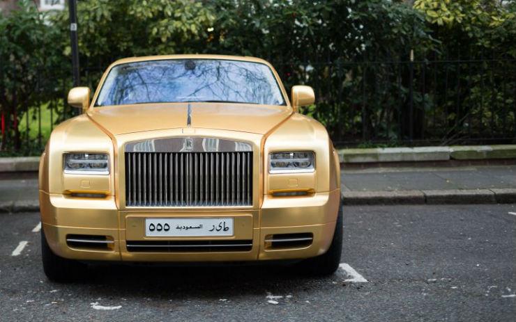 Rolls Gold