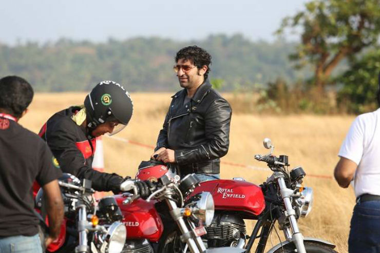 Continued: 10 famous Indians who are bike CRAZY