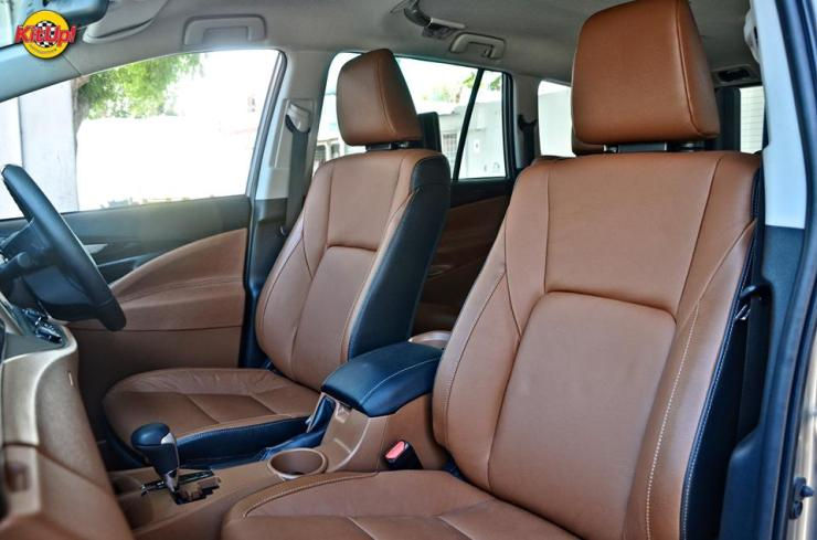 India S First Modified Toyota Innova Crysta This Is It