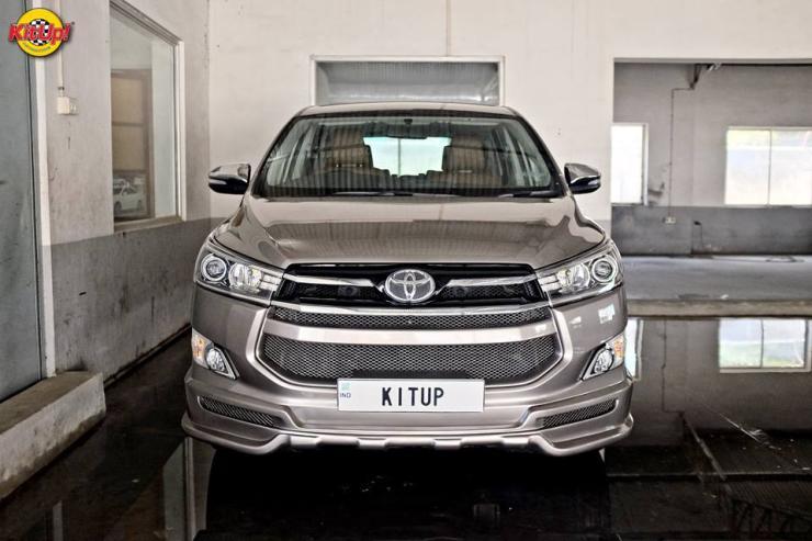 Toyota Innova Crysta Kit Up 4