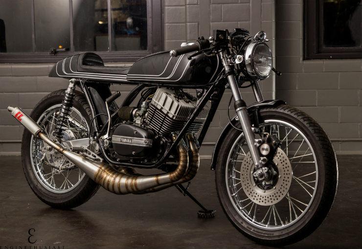 Twineline Yamaha RD350-1-12