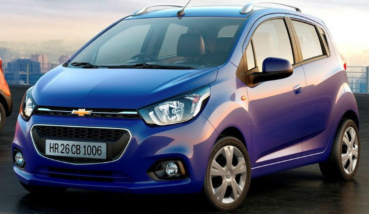 Chevrolet Beat to get 7″ touch screen system