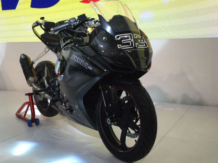 TVS Akula 310cc sportsbike: 10 things you DON'T know about