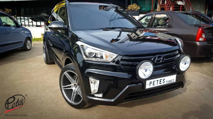 This is India's most powerful Hyundai Creta