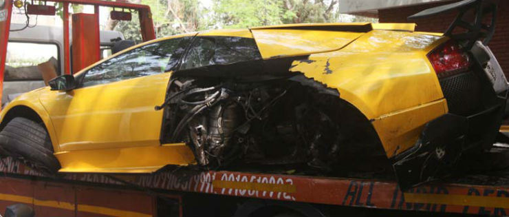 India's biggest supercar crashes: This is why supercars need