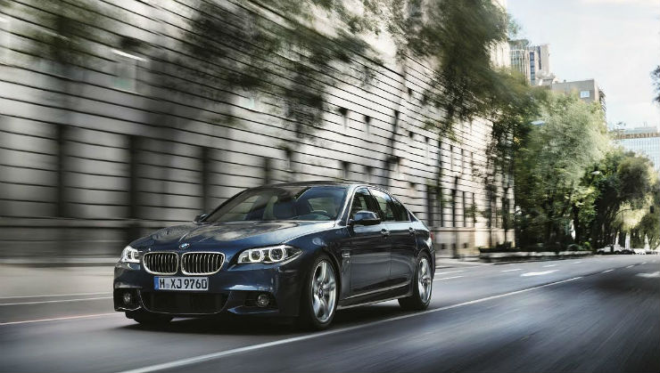 """BMW launches the """"affordable"""" 520d M Sport"""