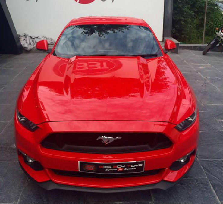 Ford Mustang already in the used car market, but costs more than a new one