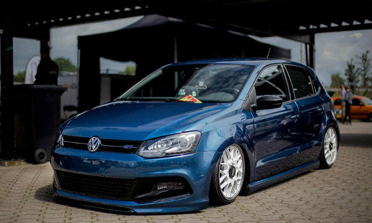 polo lowered
